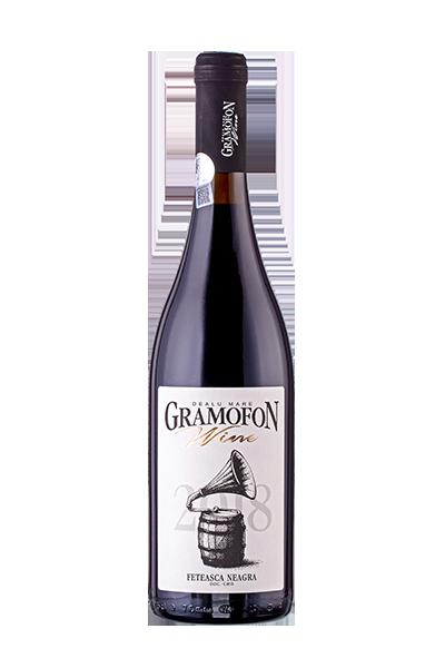 Gama Gramofon Wine Fetească Neagră Demisec