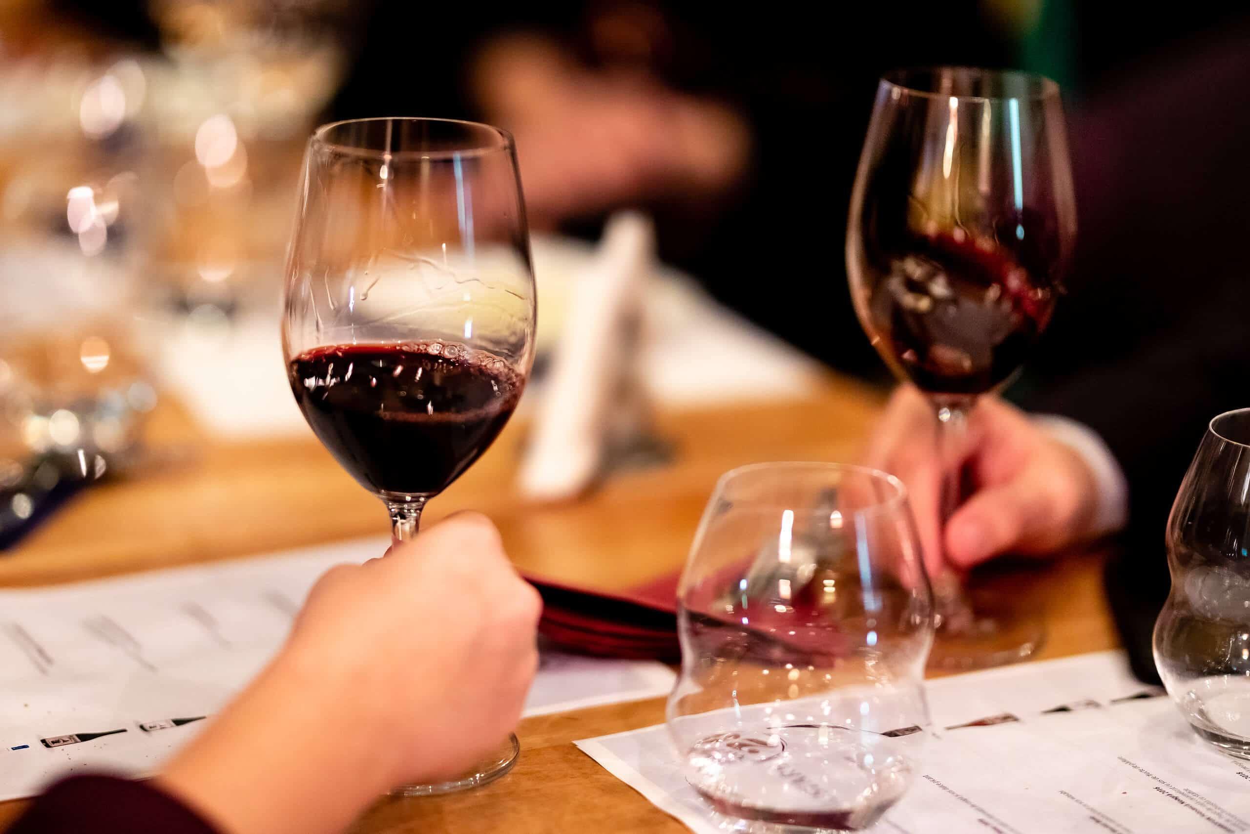 Secretul vinului rosu